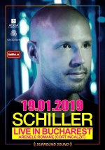 Concert Schiller – Klangwelten la Arenele Romane din Bucureşti