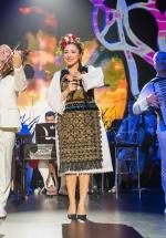 """FOTO: Andra – """"Tradiţional"""" la Sala Palatului din Bucureşti"""