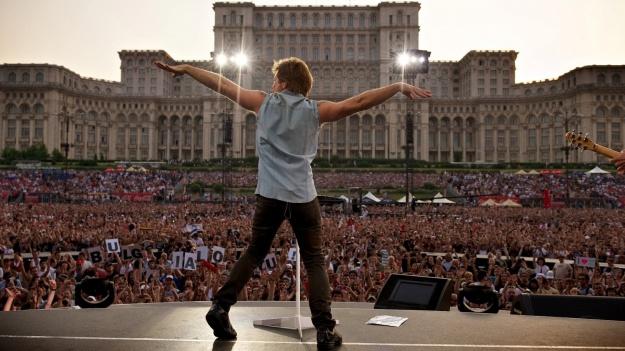Bon Jovi revine în concert în România, pe 21 iulie 2019