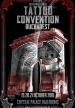 International Tattoo Convention Bucharest 2018