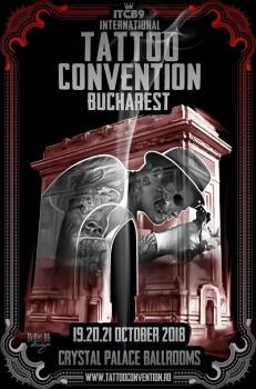 International Tattoo Convention Bucharest 2018