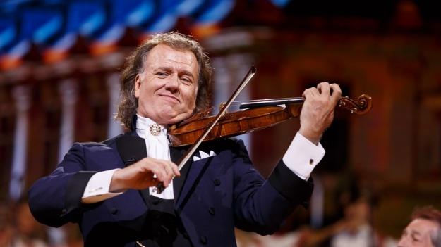 André Rieu concertează pentru prima dată la Cluj-Napoca