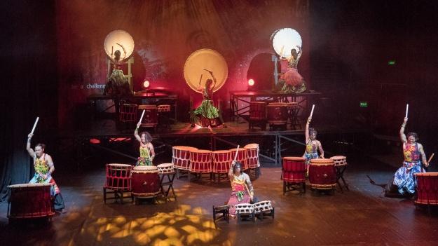 FOTO: Yamato – The Drummers of Japan la Circul Metropolitan Bucureşti