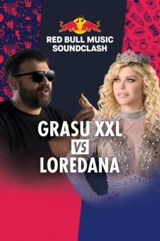 Red Bull Music SoundClash: Grasu XXL vs. Loredana la Sala Polivalentă din Bucureşti (CONCURS)
