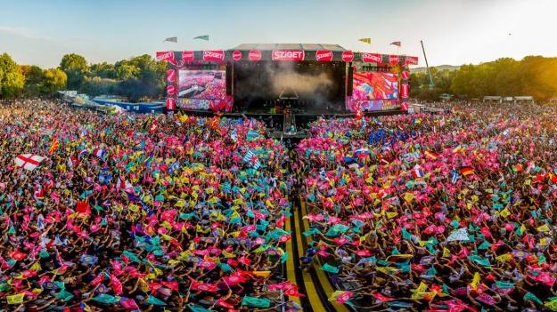 Foo Fighters, Florence and the Machine, Twenty One Pilots, The 1975 şi Martin Garrix, printre primele nume de la Sziget Festival 2019