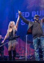 FOTO: Red Bull Music SoundClash: Grasu XXL vs. Loredana la Sala Polivalentă din Bucureşti