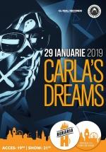 Concert Carla's Dreams la Berăria H din Bucureşti