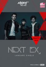 """Concert Next Ex – lansare """"Shape Me"""", la Expirat – Halele Carol din Bucureşti"""
