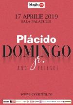 Concert Plácido Domingo Jr. la Sala Palatului din București