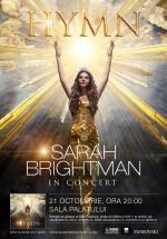Concert Sarah Brightman la Sala Palatului din Bucureşti