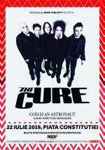 Concert The Cure în Piaţa Constituţiei din Bucureşti