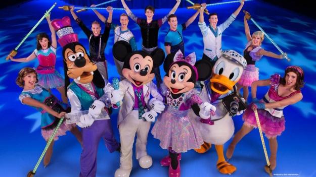 8 reprezentaţii Disney On Ice – Reach For The Stars, la Bucureşti. Încă un spectacol, la cererea publicului!