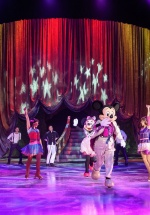 "FOTO: Disney On Ice – ""Reach For The Stars"" la Romexpo din Bucureşti"