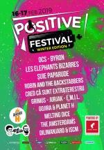 Positive Festival la Berăria H din Bucureşti