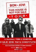 Concert Bon Jovi în Piaţa Constituţiei din Bucureşti