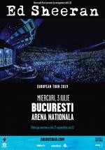 Concert Ed Sheeran la Arena Naţională din Bucureşti