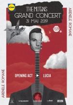 Concert The Motans – Grand Concert la Arenele Romane din Bucureşti