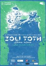 """Concert Zoli Toth – """"Home Alone"""" la ARCUB din Bucureşti"""