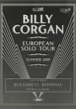 Concert Billy Corgan (Smashing Pumpkins) la Arenele Romane din Bucureşti