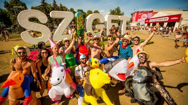 Noutăţi pentru ediţia 2019 a Sziget Festival