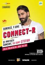 """Concert Connect-R – """"Eu sunt Ştefan"""" la Sala Palatului din Bucureşti"""