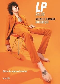 Concert LP la Arenele Romane din Bucureşti