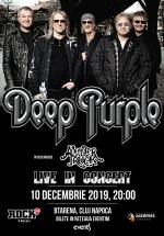 Concert Deep Purple la Sala Polivalentă (BT Arena) din Cluj-Napoca