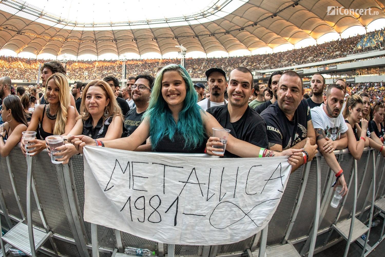 RECENZIE: Metallica la Arena Nationala din Bucuresti (2019) - iConcert.ro