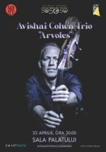 Concert Avishai Cohen Trio la Sala Palatului din Bucureşti