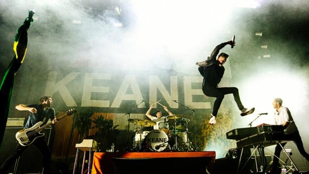 Keane, Two Door Cinema Club şi Foster the People, concerte în premieră la Summer Well 2020